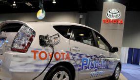 Toyota Prius: Rückruf wegen Bremsproblemen. (Foto)