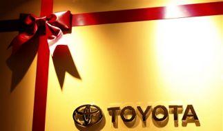 Toyota soll auch Probleme mit Bremsen haben. (Foto)