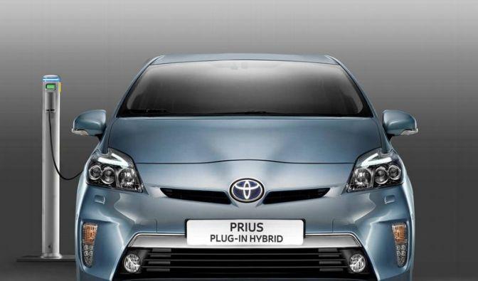 Toyota verkauft Prius für die Steckdose ab 36 200 Euro (Foto)