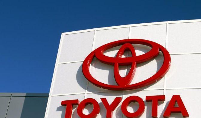 Toyotas Motor stottert (Foto)