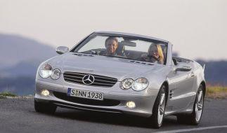 Traditionsreich, treu und teuer - Mercedes SL als Gebrauchter (Foto)