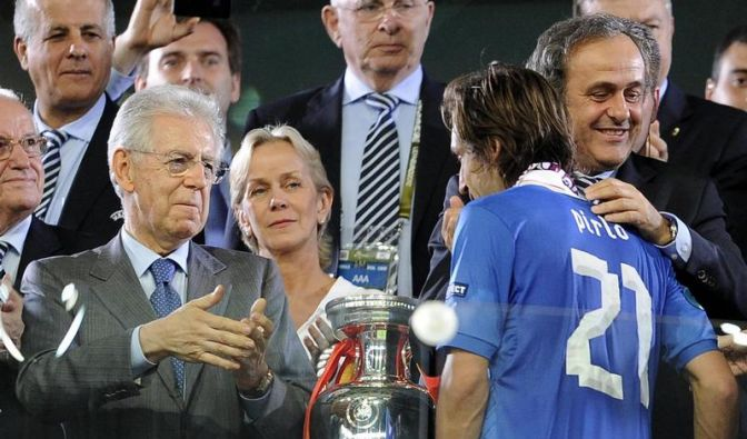Tränen bei Pirlo: Italiens Traum ist beendet (Foto)