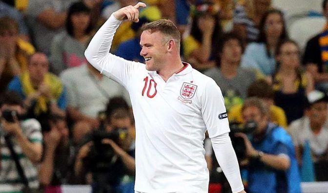 Träumen erlaubt: England feiert Rooney und Turnierglück (Foto)