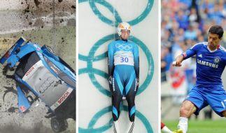 Tragödien des Sportjahres (Foto)