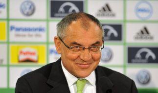 Trainer Felix Magath zurück beim VfL Wolfsburg (Foto)