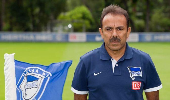 Trainer Luhukay reduziert den Hertha-Kader (Foto)