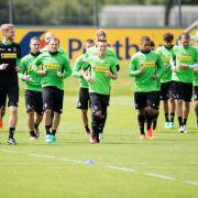 Mönchengladbach mit Testspielniederlage gegen FC Zürich (Foto)