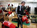 Trainingsauftakt: Bundesligisten beenden Urlaub (Foto)