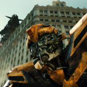 Roboterinvasion im Kinofilm Transformers 3.