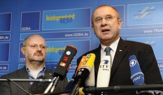 Transnet und GDBA wollen fusionieren (Foto)