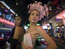 Transvestiten in Thailand (Foto)