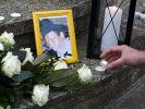 Trauer um den Asylbewerber Ouri Jalloh - die Umstände seines Todes 2005 sind bis heute ungeklärt. (Foto)