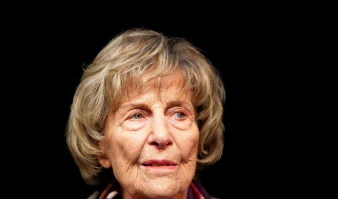 Trauer um Margarete Mitscherlich (Foto)