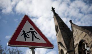 Trauergottesdienst fuer getoetete Kinder im Harz (Foto)