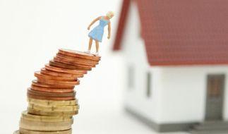 Traumhafte Zeiten für Bauherren: Kredite für Immobilien und Modernisierungen sind derzeit zu besonders günstigen Zinsen zu haben. (Foto)