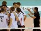 Traumstart für Volleyballer: 3:2 in Bulgarien (Foto)