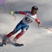 Luitz verblüfft mit Rang 3 bei WM-Generalprobe in Garmisch (Foto)