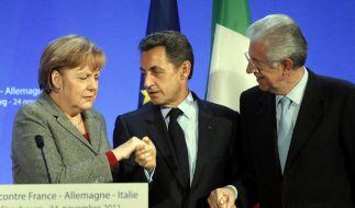 Treffen zur Schuldenkrise (Foto)