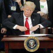 Treibt Trump die USA in den Bankrott? (Foto)