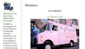 Trend in Kalifornien: Mobile Mode auf vier Rädern (Foto)