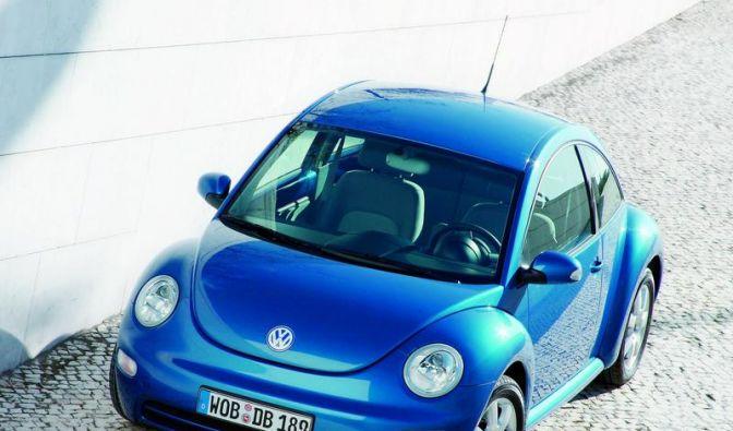 Treuer Käfer-Erbe: VW New Beetle als Gebrauchter (Foto)