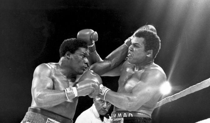Trevor Berbick vs. Muhammad Ali (Foto)