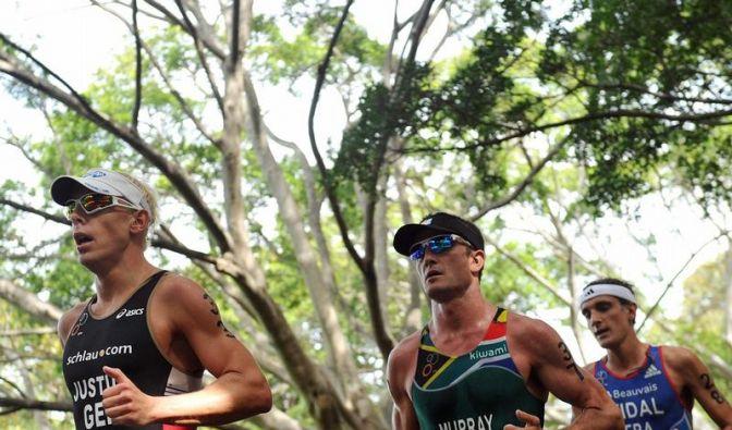 Triathlet Justus feiert in Sydney gleich doppelt (Foto)