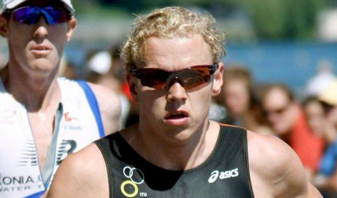 Triathlet Maik Petzold qualifiziert sich für Olympia (Foto)