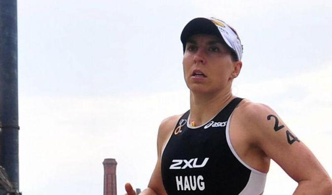 Triathlon: Anne Haug und Svenja Bazlen bei Olympia (Foto)
