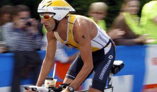 Triathlon: Auch Vanhoenacker startet in Frankfurt (Foto)