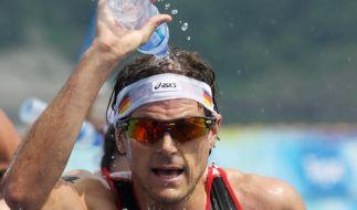 Triathlon-EM: Ex-Weltmeister Unger sagt Teilnahme ab (Foto)