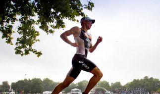 Triathlon: WM-Auftakt im Zeichen Olympias (Foto)