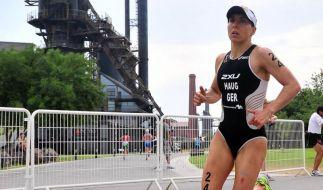 Triathlon-WM: Haug in San Diego erneut Siebte (Foto)