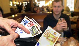 Trinkgeld (Foto)