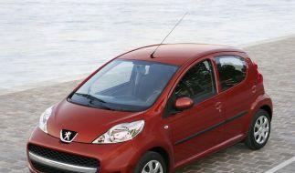 Trio mit wenig Marotten: Peugeot 107 und Geschwister (Foto)