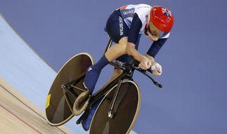 Trott holt sechstes Bahnrad-Gold für Großbritannien (Foto)