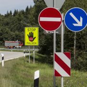 Geisterfahrer reißt zwei Menschen in den Tod (Foto)