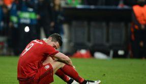 Trotz einer starken Lesitung ist Robert Lewandowski mit seinem Team im Halbfinale der Champions League ausgeschieden. (Foto)