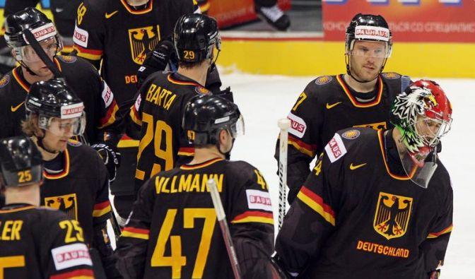 Trotz Niederlage: DEB-Team erreicht Viertelfinale (Foto)