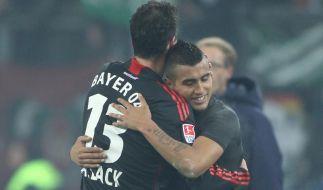 Trotz Sieg: Luft nach oben für Ballack und Bayer (Foto)