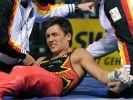 Trotz Sturz: Boy will Weltcup-Finale turnen (Foto)