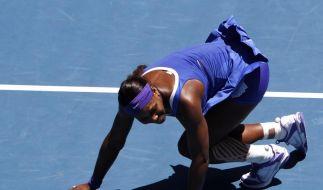 Trotz Verletzungen: 500. Sieg für Serena Williams (Foto)