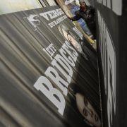 Für die vergangene Berlinale hat der Leinwandmaler auch die Plakate für True Grit ...