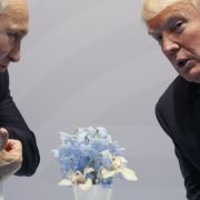 """Geheimdinner mit Putin?Trump nennt Vorwürfe """"krank"""" (Foto)"""