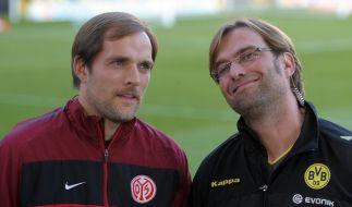 Tuchel und Klopp (Foto)
