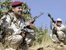 Türkei greift kurdische Ziele im Nordirak an (Foto)