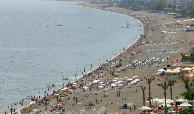 Türkische Hoteliers freuen sich über Plus (Foto)