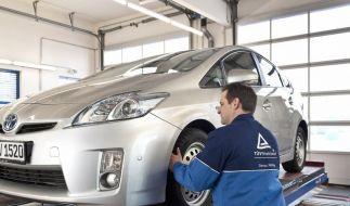 TÜV-Report: Jedes fünfte Auto hat erhebliche Mängel (Foto)