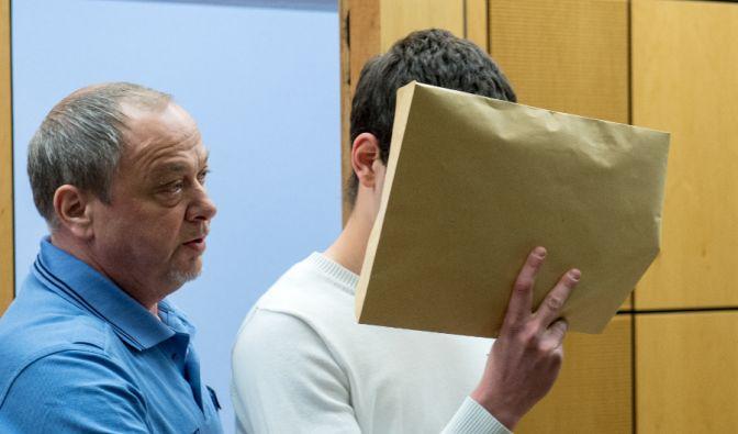 Tugces Mörder Sanel M. soll nach Serbien abgeschoben werden. (Foto)