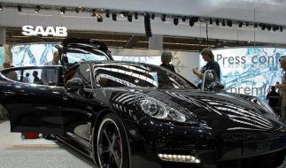 Tuner Techart zeigt Panamera für 205 000 Euro (Foto)
